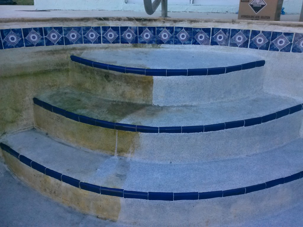 Acid Wash Photos Pool Service West Palm Beach Palm